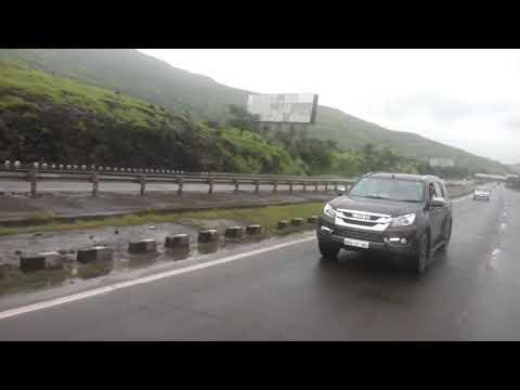Isuzu mux road reviews