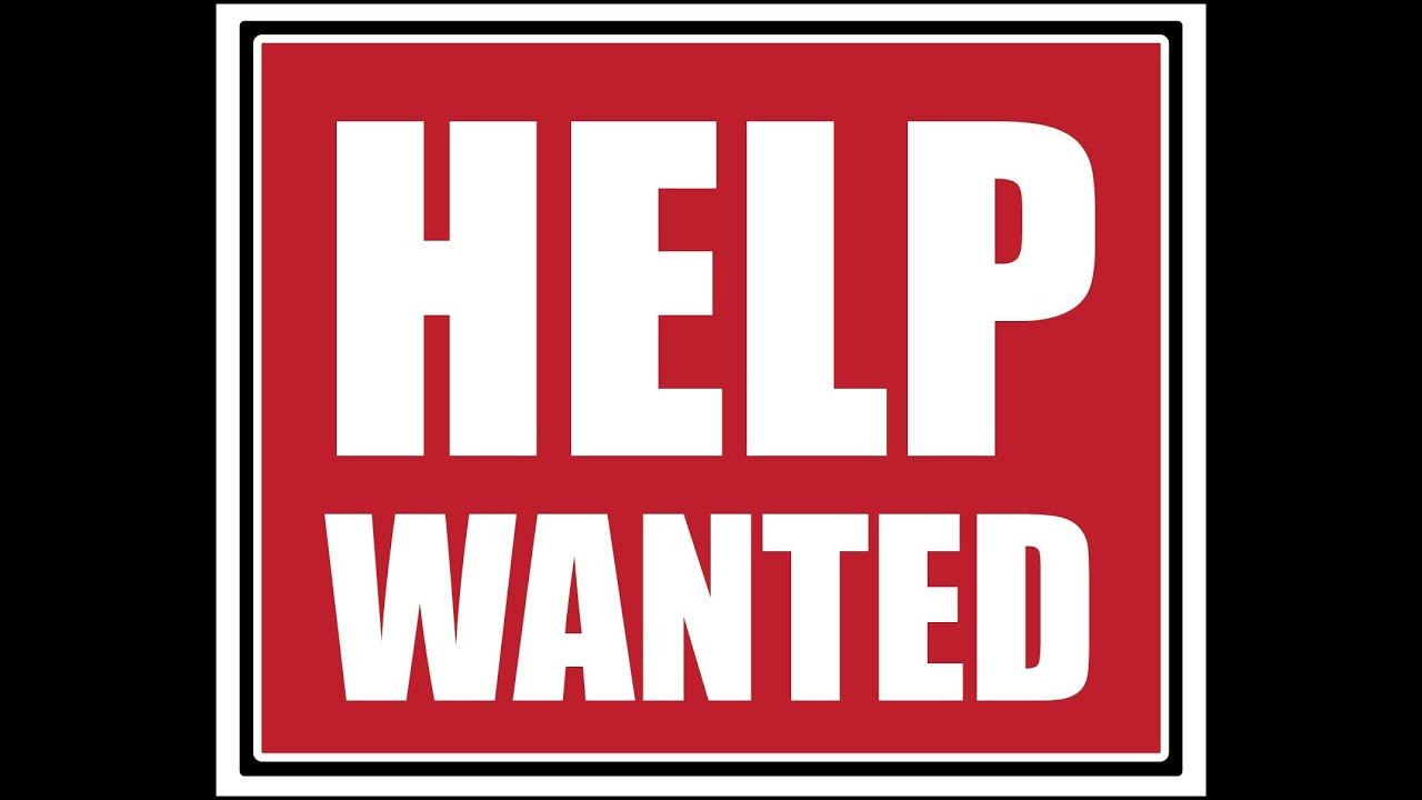 Image Gallery of Printable Help Wanted Sign