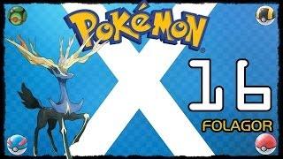 Pokémon X Ep.16 PIEDRAS EVERYWHERE