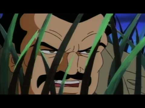 "Spider-Man TAS - S1x10 - Kraven the Hunter 1/2, Spider-Man TAS season 1 episode 10 ""Kraven the Hunter"""