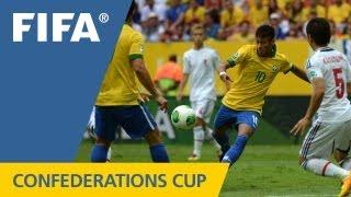 Brazil 3:0 Japan, FIFA Confederations Cup 2013