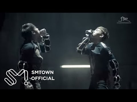 TVXQ! _Catch Me_Music Video