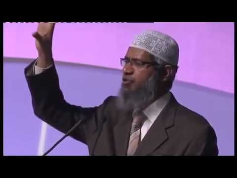 Dr Zakir Naik Latest Dubai tour 18th July,2013 in World Trade Center in Dubai part 1