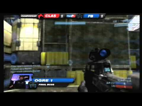 MLG Meadowlands 2008 ♦ Championship Finals ♦ Classic vs Final Boss ♦ Part 5