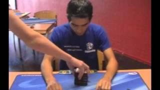 Leandro Baltazar - Pyraminx 6.40 sec Avg @ Dutch Open 2010