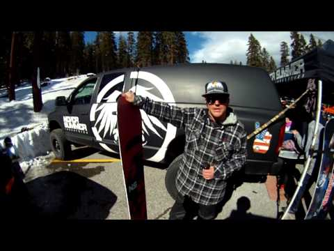 2014 15 Never Summer Cobra Snowboard Review