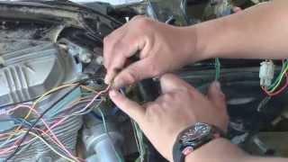 Sistema eléctrico de moto 1/2