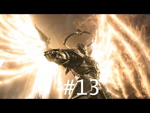 Diablo 3 RoS Crusader Full Game Leveling #13