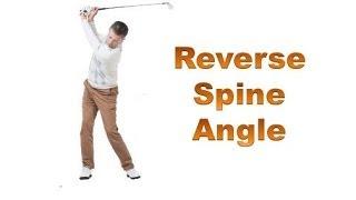 "Golf Swing Fix ""Backswing Tilting"" ""Reverse Pivot"" ""Hip"