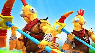 The best duo in fortnite history...