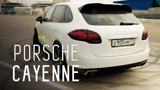 Большой тест-драйв (видеоверсия): Porsche Cayenne
