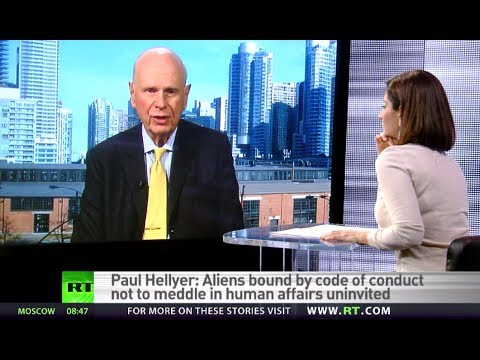 'Aliens could share more tech with us, if we warmonger less' - Former Canada Defense Minister
