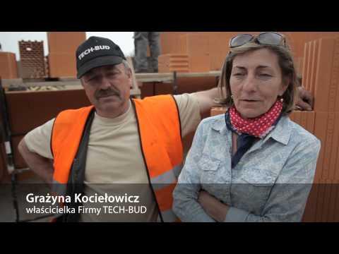 Tytan - Zaprawa murarska cienkowarstwowa w piance Tytan Professional - reportaż z budowy domu