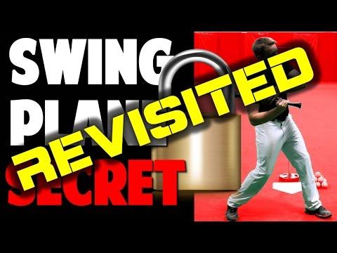 Baseball Hitting Mechanics | Swing Plane REVISITED (Pro Speed Baseball)