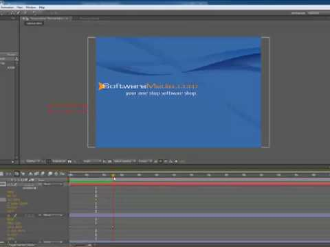 Getting Started in Adobe After Effects Tutorial