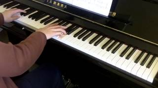 ABRSM Piano 2013-2014 Grade 7 B:1 B1 Bridge Berceuse