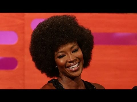 NAOMI CAMPBELL Addresses Her Wildest Craziest Rumors - The Graham Norton Show on BBC AMERICA