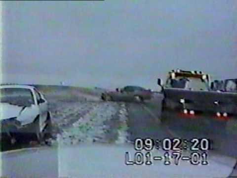 Tow Truck Crash