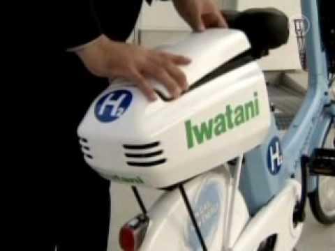 Sepeda Hidrogen Kurangi Pencemaran Udara