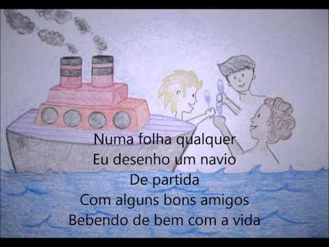 Aquarela - Vinicius de Moraes
