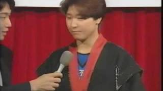 ブル中野、井上京子 vs. アジャ・コング、バイソン木村 4/5  +  バイソン木村 vide