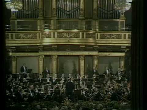 "Johann Strauss jr.: Ouverture from ""Waldmeister"" conducted by Erich Leinsdorf"
