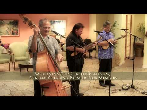 Hawaiian Airlines' Pau Hana Fridays - Sonny Lim & Friends - Maunaloa Slack Key