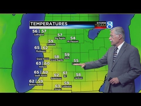 Storm Team 8 Forecast - June 18, 2013, 11 p.m.