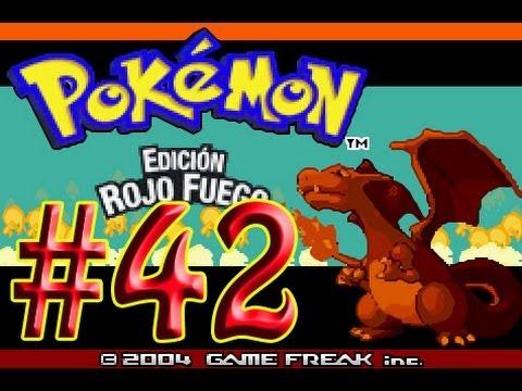 Pokémon Rojo Fuego ( Parte 42 - Isla Exta/Vía Verde ´´ Luchando Con Entrenadores y Nueva Zona ´´ )