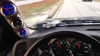 70mm Z71 Turbo 5.3 Silverado Driving
