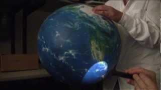 Earth's Tilt 1: The Reason For The Seasons
