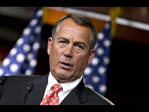 John Boehner: Legalized Bribery Is 'Freedom'