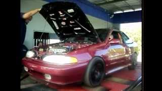 Hyundai Scoupe 1.8 (Victor's Ride)