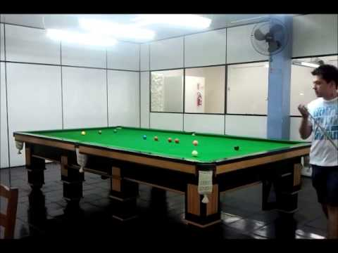 Snooker Line up - break 131
