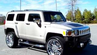 2006 HUMMER H3 Luxury Package Demo Drive videos