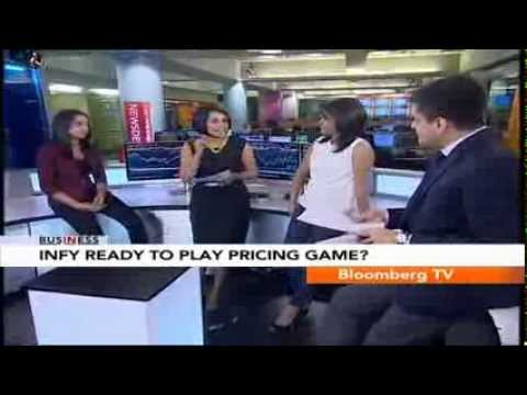 In Business- Infy Ready To Play Pricing Game?