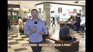 Desconfian�a do consumidor deixa Black Friday tranquila em Belo Horizonte