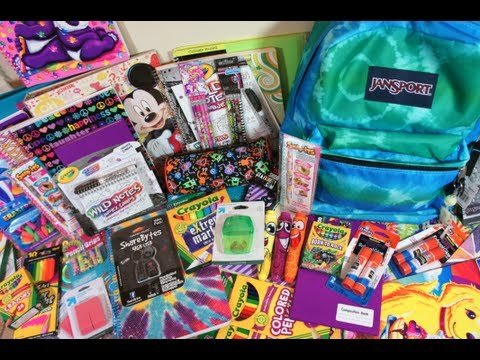 (CLOSED) HUGE BACK TO SCHOOL CONTEST 2012