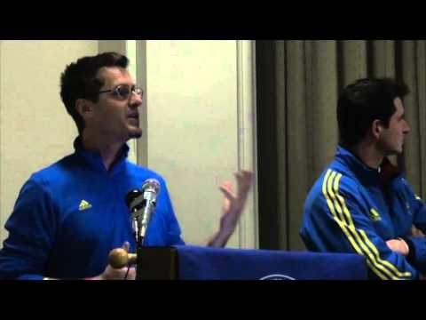 2014 Boston Marathon Clinic #3 - Part 2