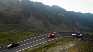 Top Gear: The Greatest Driving Road in the World!
