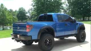 2011 FORD F150 RAPTOR SVT 4X4 OFF RD TRUCK FOR SALE SEE