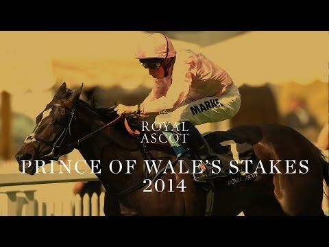 Vidéo de la course PMU PRINCE OF WALES'S STAKES