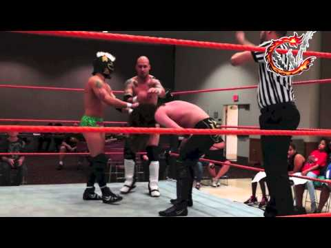 Flashback: TECH Squad Vs. MDK (CWE: Front Line 2014)