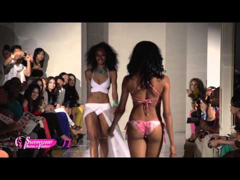 Chandra Maharaj Swimwear At PLITZS Swimwear Passion for Fashion 2012 at the Warwick Hotel