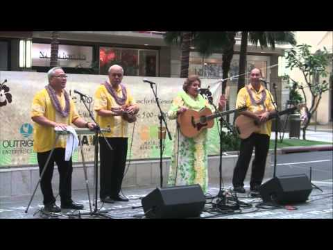 Na Mele No Na Pua Sunday Showcase with Ku'uipo Kumukahi at Waikiki Beach Walk Recorded live on February 23, 2014 (@waikikibeachwlk)