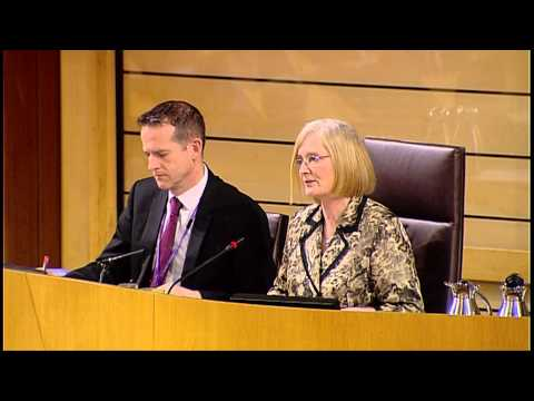 Scottish Parliament News - 4th February 2014