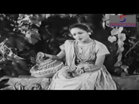 Udi Hawaa Men Gaati Hai Jaati Chidiyaa Ye Raag - Devika Rani - ACHHUT KANYA - Devika Rani, Kishori
