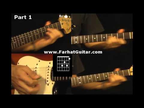Roxanne - The Police 1/5 Guitar Cover www.FarhatGuitar.com