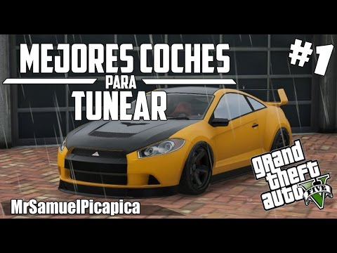 Coches Tuning Gta 5 Online Gta Online | Mejores Coches