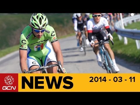 Strade Bianche, Roma Maxima And Paris-Nice - GCN Cycling News Show - Ep. 62